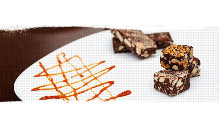 Chocolate salami – Our customers