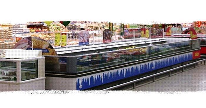 Retail - Chocolate salami gold tray