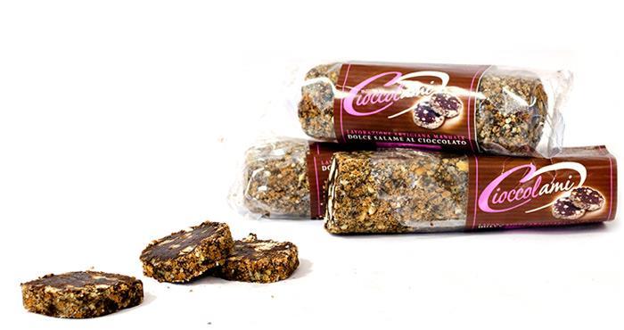 250 g Chocolate Salami